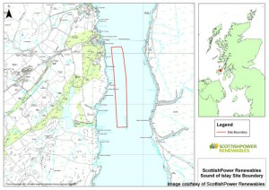 Location at Sound of Islay, Orkney