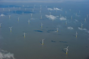 Aerial View of London Array. Courtesy of Incisive Media.