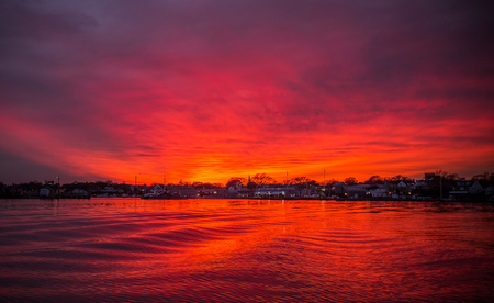 Edgartown Harbor. (© Bill Brine/Flickr.com)